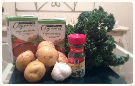 Vegan Zuppa Toscana Soup Inspired By Olive Garden The
